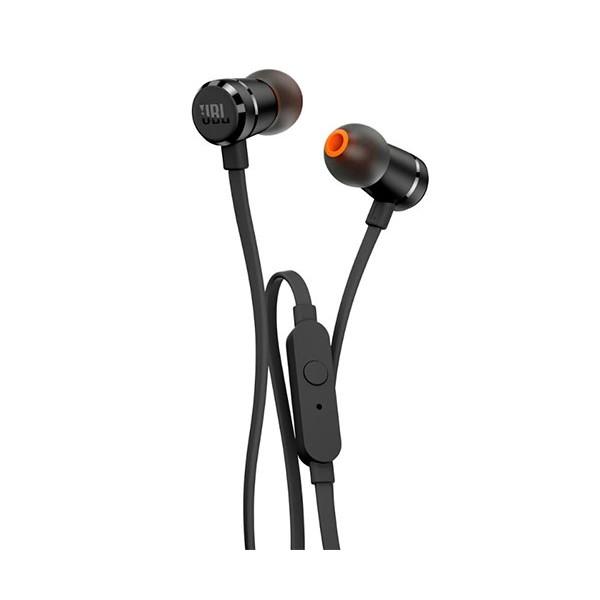 Jbl t290 negro auriculares de botón