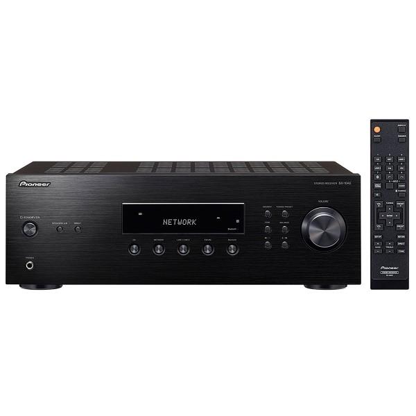Pioneer sx-10ae negro receptor estéreo 200w 4 entradas line salidas tape y subwoofer entrada phono altavoz a/b radio ukw y bluetooth