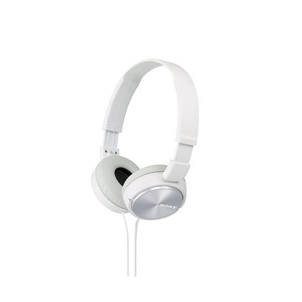 Sony mdrzx310w auriculares de diadema hi-fi blancos