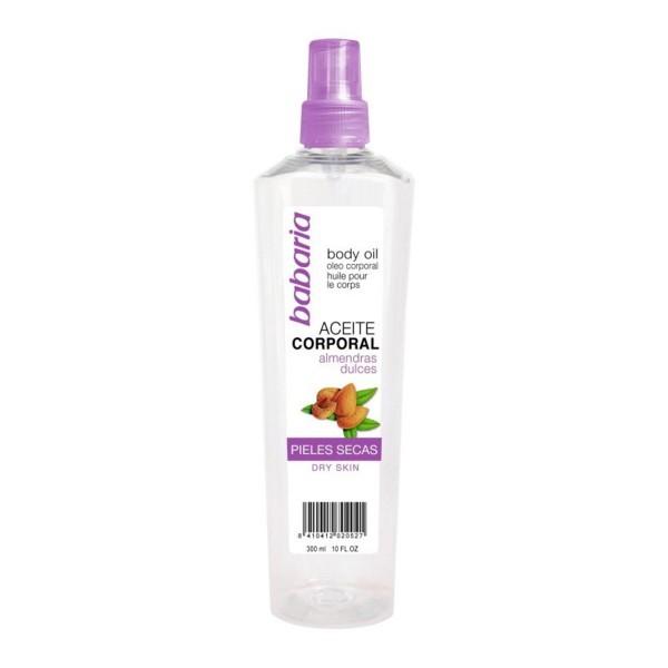 Babaria almendras aceite corporal hidratante 300ml