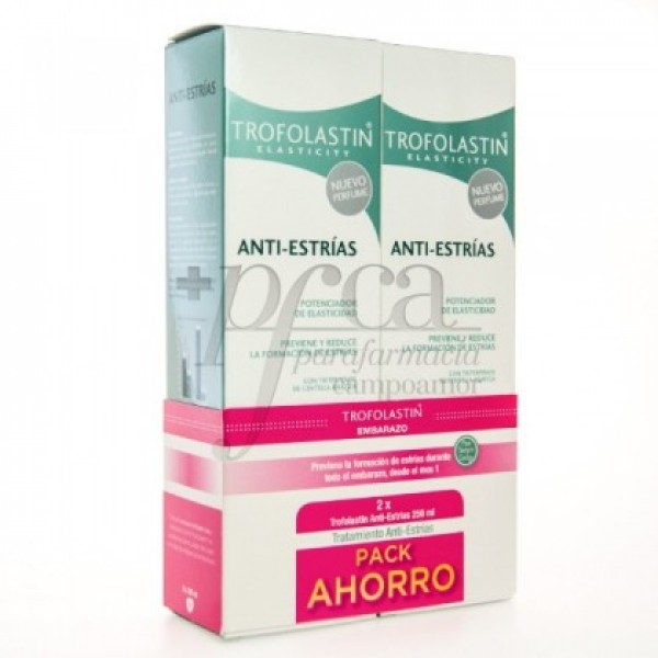 TROFOLASTIN ANTIESTRIAS 2X250 ML PROMO