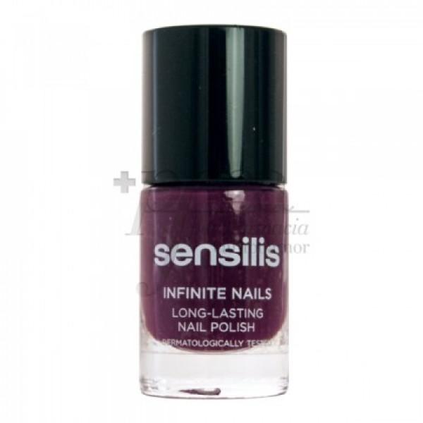 SENSILIS INFINITE NAILS 10ML 05 AUBERGINE