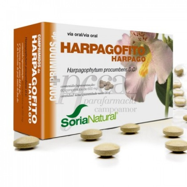 HARPAGOFITO 60 COMP SORIA NATURAL 09424