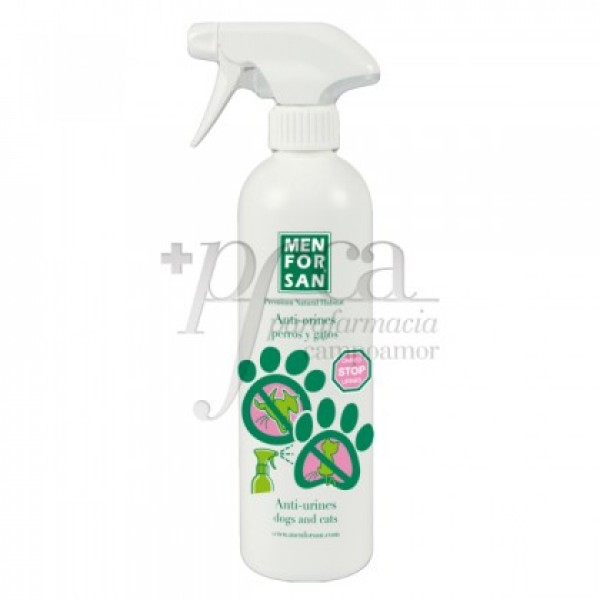 MENFORSAN ANTIORINES PERROS Y GATOS 500ML