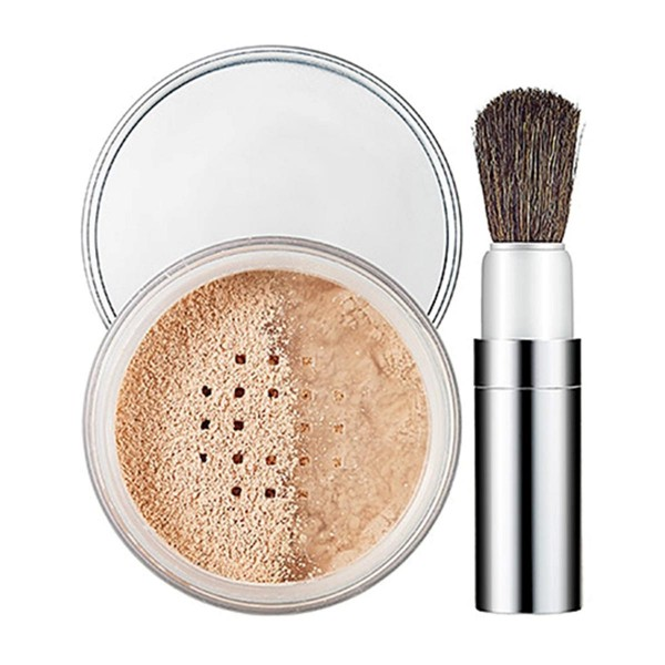 Clinique blended face powder transparency iv