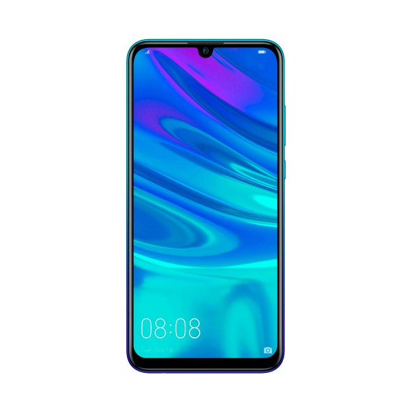 Huawei p smart 2019 azul aurora móvil 4g dual sim 6.21'' ips fhd+/8core/64gb/3gb ram/13mp+2/8mp