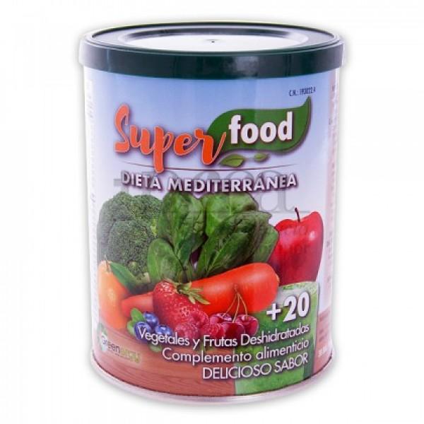 SUPERFOOD GREENERGY 150 G