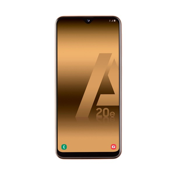 Samsung galaxy a20e coral móvil 4g dual sim 5.8'' pls tft lcd hd+/8core/32gb/3gb ram/13mp+5mp/8mp