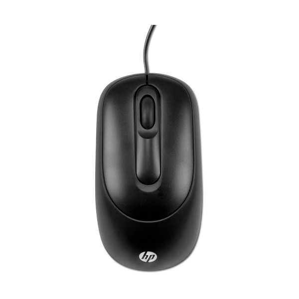 Hp x900 negro ratón óptico usb  3 botones 1000 dpi