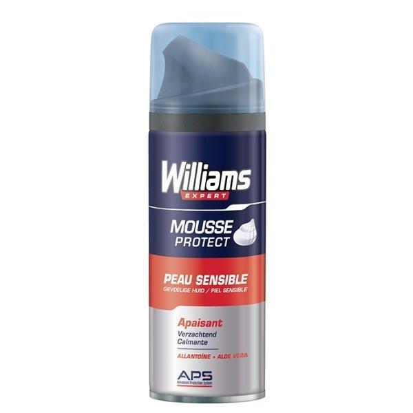 Williams Mousse Protect espuma de afeitar 200 ml