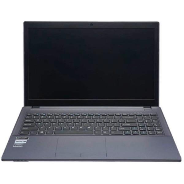 Terraque w650rb negro portátil 15.6'' ips hd/i7 3.5ghz/500+ssd256gb/16gb ram/gf940 2gb/dvd/w10