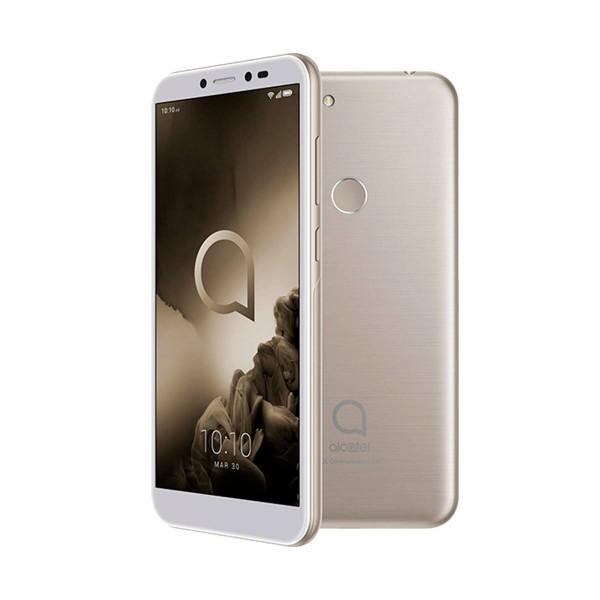 Alcatel 1s dorado metálico móvil 4g dual sim 5.5'' hd+/8core/64gb/4gb ram/13+2mp/5mp