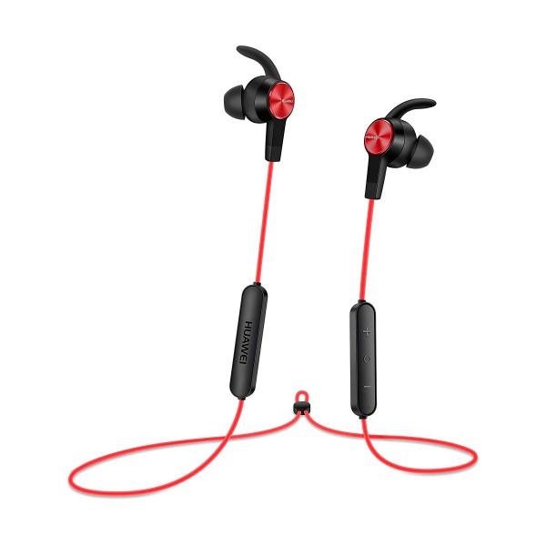 Huawei am61 rojo auriculares sport lite in-ear bluetooth con reducción de ruido