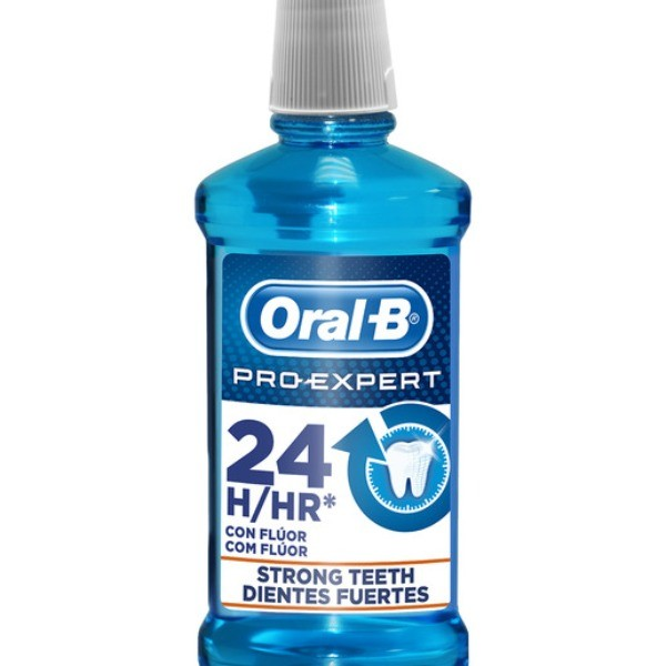 Oral-B Enjuague Menta Suave 500 ml