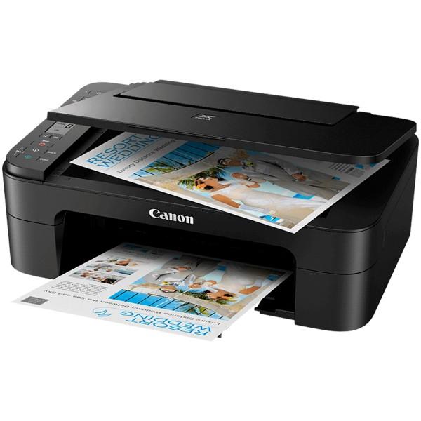 Canon pixma ts3350 negro impresora multifunción inalámbrica