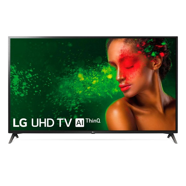 Lg 75um7110plb televisor 75'' lcd led uhd 4k hdr smart tv webos 4.5 ia thinq
