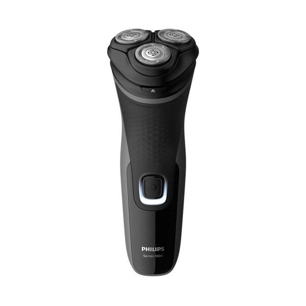 Philips s1231/41 afeitadora eléctrica shaver series 1000 powercut cortapatillas con o sin cable