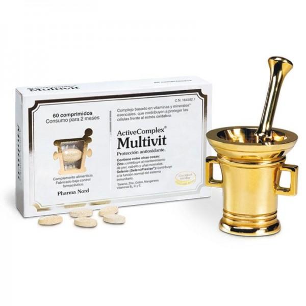 ACTIVECOMPLEX MULTIVIT 60 CAPS