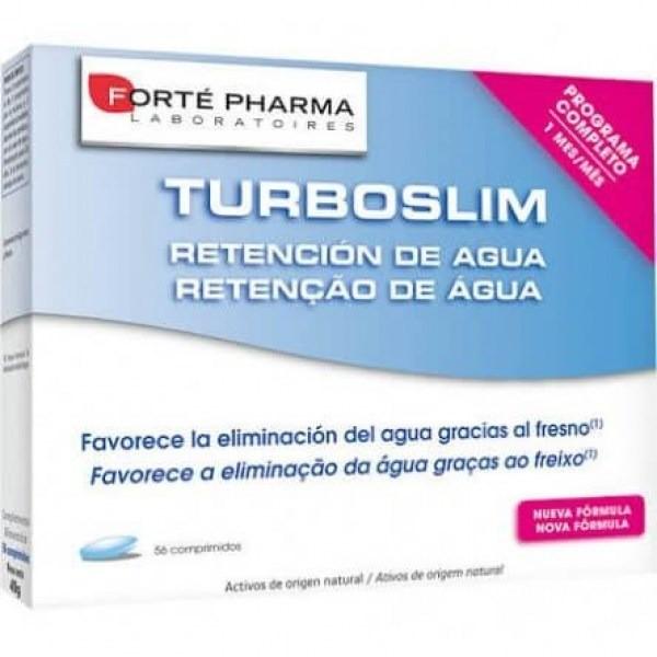 TURBOSLIM RETENCION DE AGUA 56 COMPS