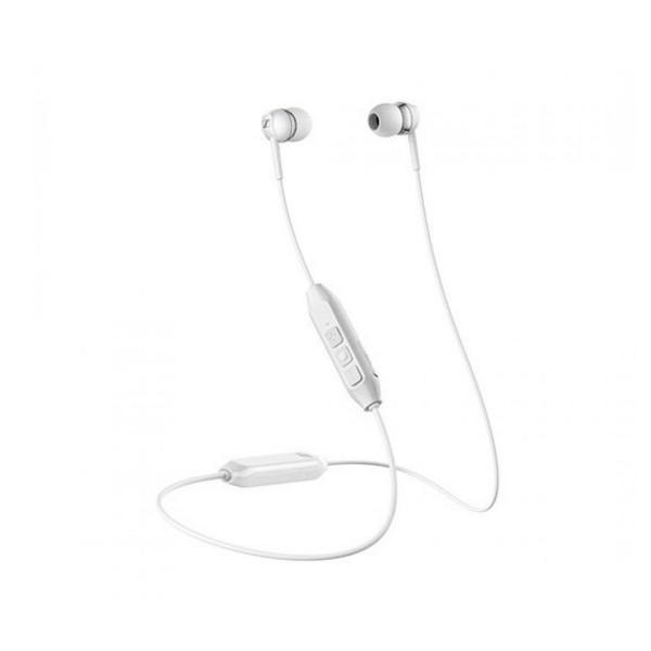 Sennheiser auriculares cx150bt blanco/intraaurales/bluetooth 5.0