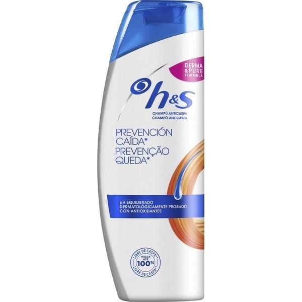 H&S champú Prevención Caída 340 ml